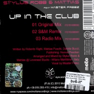 UP IN THE CLUB (MAXI CD)