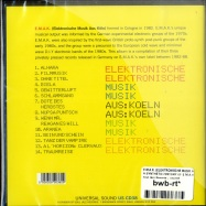 A SYNTHETIC HISTORY OF E.M.A.K. 1982-88 (CD)