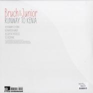 Back View : Bruch & Junior - RUNWAY TO KENIA EP - Stil vor Talent / SVT056