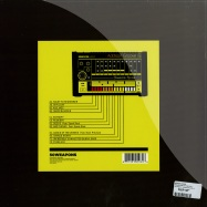 Back View : Addison Groove - TRANSISTOR RHYTHM (3LP) - 50 Weapons / 50WEAPONLP06DLX