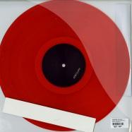 Back View : Cassegrain & Tin Man - CARNAL (RED COLOURED VINYL) - Kille Kill / killekill8_red