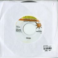 Back View : Junior Murvin - MAKE IT AND SET IT (7 INCH) - Deeper Knowledge / dkr032