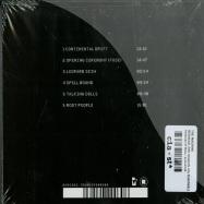 Back View : The Machine - REDHEAD (THE JOAQUIN JOE CLAUSSELL INTERPRETATIONS) (CD) - Pyramids Of Mars / pomcd003