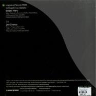 Back View : DJ Marky & Makoto / T>I - BLOODY MARY / 2ND CHANCE - Innerground Records / inn058