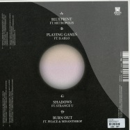 Back View : Alix Perez - CHROMA CHORDS (2X12) - Shogun Audio / sha066