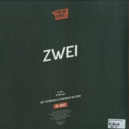 Back View : Get Serious & Federico Alfieri - ZWEI - I m In Love / ill02