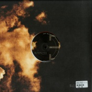 Back View : Jerome.c / Dubfluss - FRIENDSHIP CONNECTION PART 1 (LTD COLOURED, VINYL ONLY) - Sleepless Musik / SLPL001