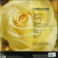 Back View : Abel Korzeniowski & Shigeru Umebayashi - A SINGLE MAN O.S.T. (LTD GOLDEN 180G 2X12 LP) - Silva Screen Records / sillp1323