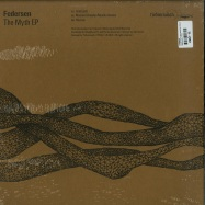 Back View : Federsen - THE MYTH EP (INCL BRENDON MOELLER RMX) - Tiefenrausch / TR012