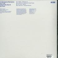 Back View : FASTER / NU ZAU / ALEX FONT - MIS HERMANOS RUMANOS PART 2 EP (180 G VINYL) - ACME Music / ACME 05 PART 2