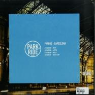 Back View : Barson - BARCELONA - Park & Ride Records / PAR006