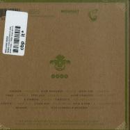 Back View : Mollono.Bass - REMIX COLLECTION IV (CD) - 3000 Grad / 3000 Grad CD 13