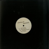 Back View : Controlled Weirdness - PRESENCE UNKNOWN 002 - Presence Unknown / PUNK002