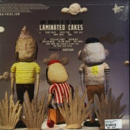 Back View : Jam Baxter & Ed Scissor - LAMINATED CAKES (LP) - High Focus / hfrlp064