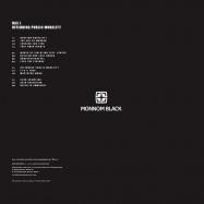 Back View : Dax J - OFFENDING PUBLIC MORALITY (2X12 LP + MP3) - Monnom Black / MONNOM014