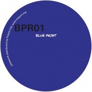 Back View : Unknown - UNKNOWN (VINYL ONLY) - Blue Print / BPR01