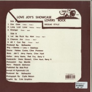 Back View : Love Joys - LOVERS ROCK REGGAE STYLE (LP) - Wackies / WACKIES 2383 / 06750
