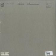 Back View : Pitto - LATE NIGHT STUDIO MOVES EP (THE MOLE REMIX)(180 G VINYL) - Heist Recordings / HEIST032