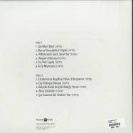 Back View : Gulden Karabocek - VOLUME 1 - PHARAWAY / PHS 055