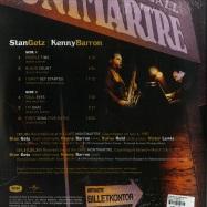 Back View : Stan Getz & Kenny Baron - CAFE MONTMARTRE (LP) - Universal / 115383364