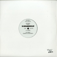 Back View : DJ Clea - FIERO (W/ SAMO DJ REMIX) - Study Records / STU002
