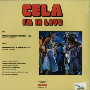 Back View : Cela - IM IN LOVE - Best Record Italy / BST-X045