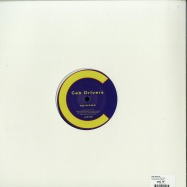 Back View : Cab Drivers - SPACESHIP / QUOTES - Cabinet Records / Cab56