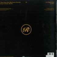 Back View : Pete Lazonby - SACRED CYCLES (ADAM BEYER / BART SKILS / LAYTON GIORDANI REMIXES) - Renaissance / REN250004V