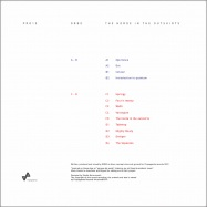 Back View : Orbe - THE HORDE IN THE OUTSKIRTS (2X12INCH) - Propaganda Records / PR010