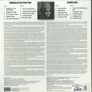 Back View : Bunny Lee Presents - DUBBING IN THE FRONT YARD & CONFLICT DUB (2LP) - Pressure Sounds / PSLP 102 / 8996322