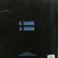 Back View : Mandar - HANINE EP - Hakki / HAKKI01