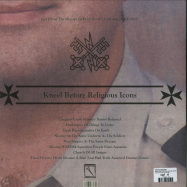 Back View : Vatican Shadow - KNEEL BEFORE RELIGIOUS ICONS (LP) - Hospital Productions / HOS-644