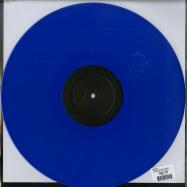Back View : Endlec - SKG4LIFE EP (BLUE VINYL) - Inner Surface Music / INNER016