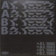 Back View : Alignment - 1992 EP - Involve Records / inv029