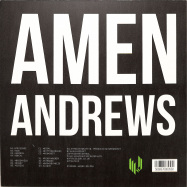 Back View : Luke Vibert - LUKE VIBERT PRESENTS AMEN ANDREWS (2LP) - Hypercolour / HYPELP015