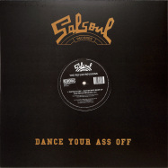 Back View : Double Exposure / Instant Funk - MY LOVE IS FREE / I GOT MY MIND MADE UP (THE REFLEX REVISIONS) - Salsoul / SALSBMG33LP