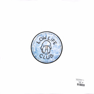 Back View : Black Kawa$aki Ninja & Janzon - FRESH KID ICE EP - Low Life Club / LLC004