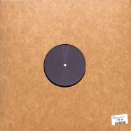 Back View : Feral - L AUBE ROUGE (180G VINYL) - Aube Rouge / AUBE001