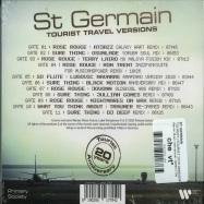 Back View : St Germain - TOURIST (TOURIST 20TH ANNIVERSARY TRAVEL VERSIONS) (CD) - Warner Music International / 9029517794
