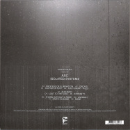 Back View : ASC - ISOLATED SYSTEMS (3X12INCH BLACK VINYL W/ FULL ARTWORK SLEEVE) - Samurai Music / SMDELP06