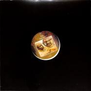 Back View : Glenn Underground Presents SJU (with Boo Williams) - STALLIONS - Deepartsounds / DAS019