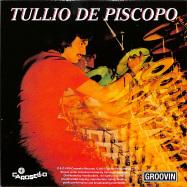 Back View : Tullio De Piscopo - BLACK STAR / TEMPTATION (7 INCH) - Groovin / GR-1284