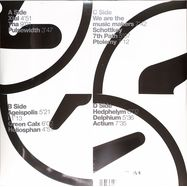 Back View : Aphex Twin - SELECTED AMBIENT WORKS 85-92 (2LP) - Apollo / AMB3922LP / 05165201