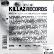 BEST OF KILLAZ RECORDS (CD)
