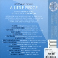A LITTLE FIERCE (CD)