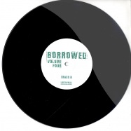 Back View : Unknown - BORROWED VOL.4 (10 inch) - Borrow04