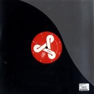 Back View : Maxx Brannslokker - SPANDA EP - Spanda Records / Spanda01