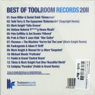 THE BEST OF TOOLROOM RECORDS 2011 (CD)