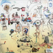 THE BURGUNDY EP (PURPLE MARBLED VINYL)