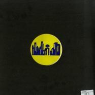 Back View : Jun Kitamura - OUTERGAZE / OUTERGAZE 2 (VINYL ONLY) - EFD Classics / EFDCLA001